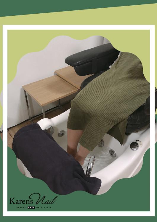 品木宣言《Step 1 》溫和足浴&清潔